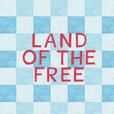 The American Flag Art Prints