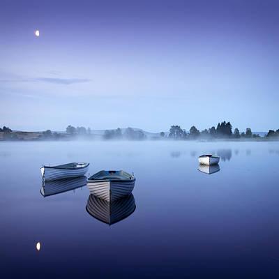 Designs Similar to Loch Rusky Moonlit Morning