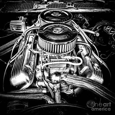 V8 Car Photographs