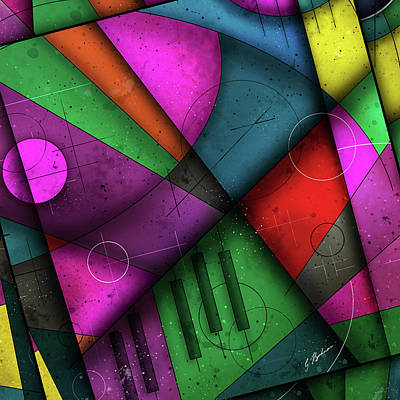 Designs Similar to Opus No.7c by Gary Bodnar