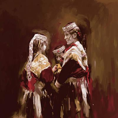 Designs Similar to Painting 784 2 Kailash Women