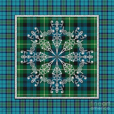 Designs Similar to Plaid Snowflakes-jp3705