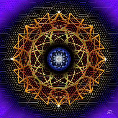 Designs Similar to Sacred Geometry 604