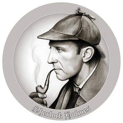 Designs Similar to Sherlock Holmes by Greg Joens