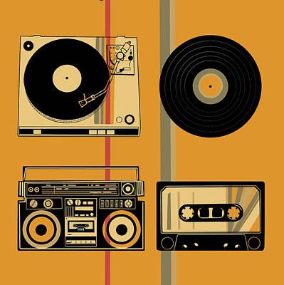 Designs Similar to Sound Evolution 10 by Bekim M