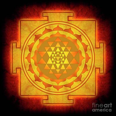 Sriyantra Art