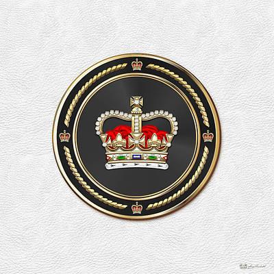 British Royalty Original Artwork