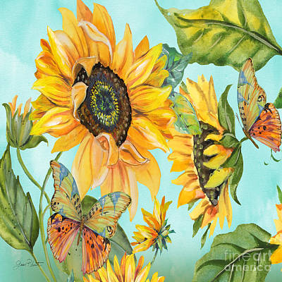 Designs Similar to Sunflower Garden-jp3027-a