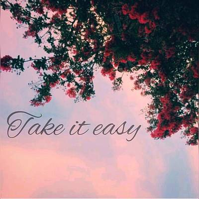 Designs Similar to Take It Easy by Rabby Meep
