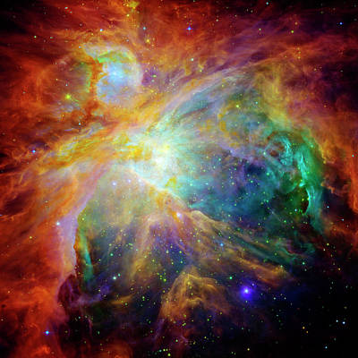 Designs Similar to The Orion Nebula Close Up II