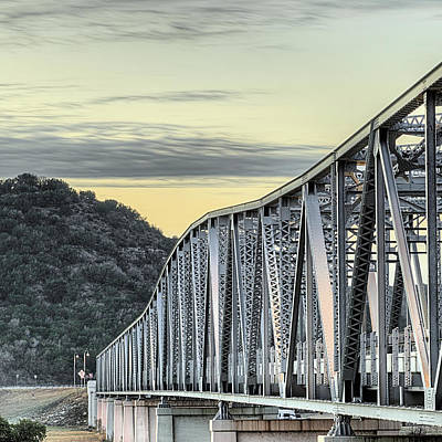Designs Similar to The South Llano River Bridge