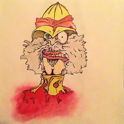 Insane Clown Posse Drawings Prints