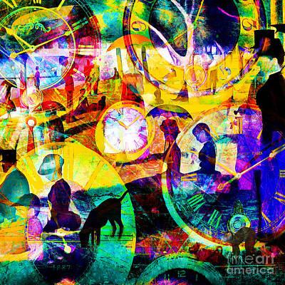 Pointillist Digital Art