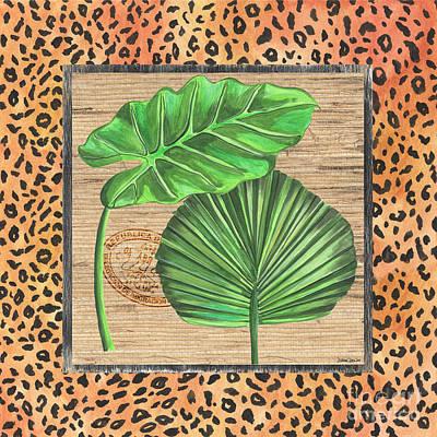 Botany Mixed Media