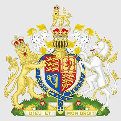 Designs Similar to United Kingdom Coat Of Arms