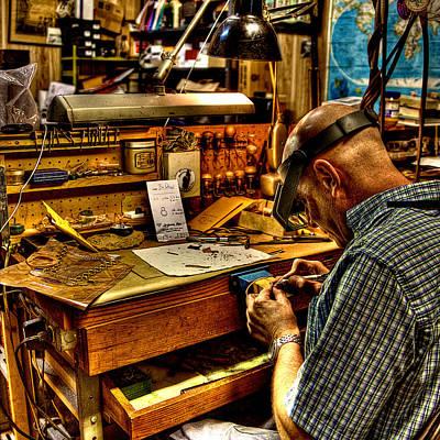 Watchmaker Prints