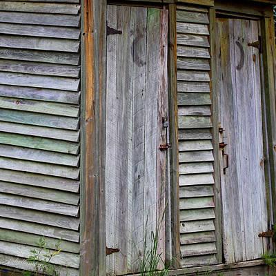 Outhouse Photographs Original Artwork
