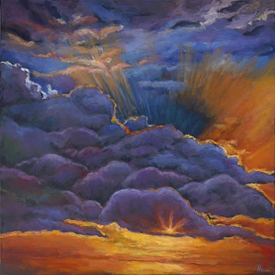 Sunburst Paintings