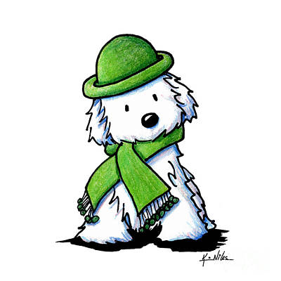 Designs Similar to Winter Maltese by Kim Niles