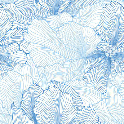 Designs Similar to Floral Seamless Pattern. Flower