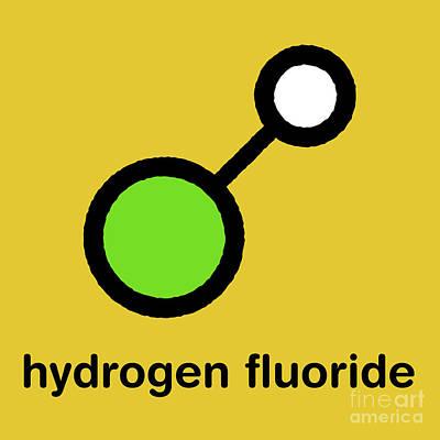 Designs Similar to Hydrogen Fluoride Molecule