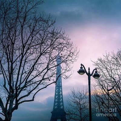 Designs Similar to Paris  Eiffel Tower At Sunset