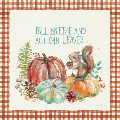 Designs Similar to Autumn Friends Iv Pattern Va