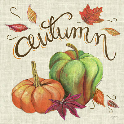 Designs Similar to Autumn Harvest I Linen