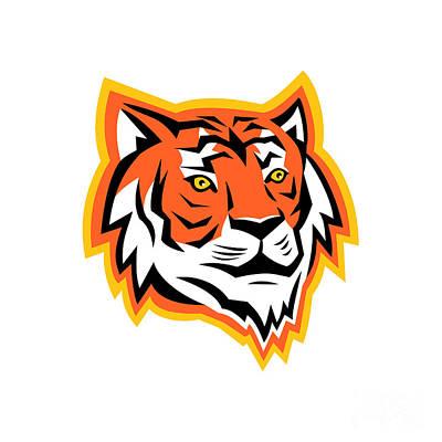 Designs Similar to Bengal Tiger Head Mascot