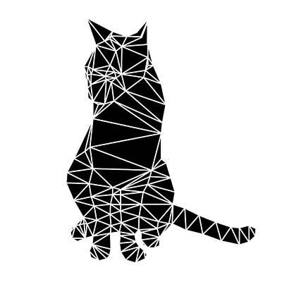 Designs Similar to Black Cat by Naxart Studio