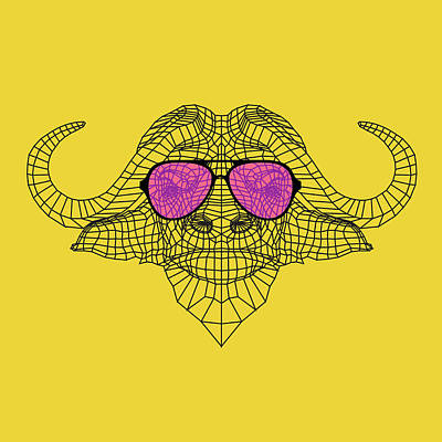 Designs Similar to Buffalo In Pink Glasses