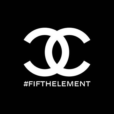 Designs Similar to Chanel Fifth Element-2