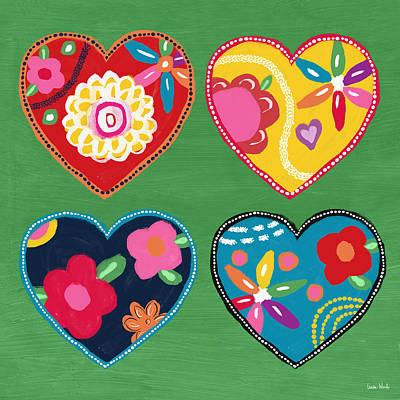 Designs Similar to Corazon 1- Art By Linda Woods