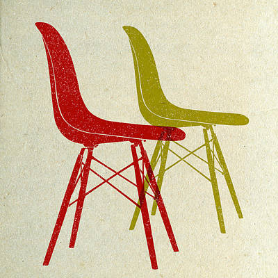Designs Similar to Eames Plastic Side Chairs I