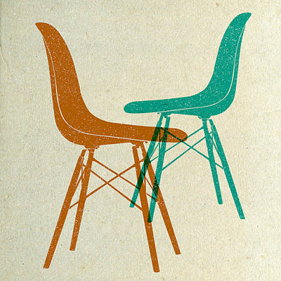 Designs Similar to Eames Plastic Side Chairs II