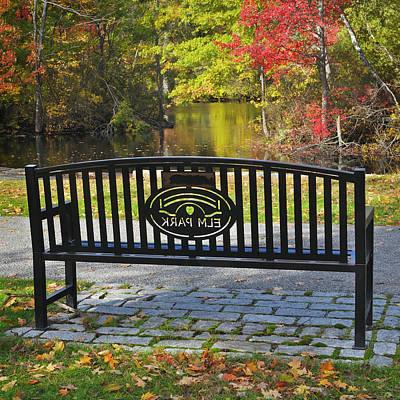 Designs Similar to Elm Park Autumn Bench
