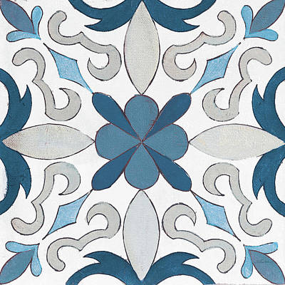 Designs Similar to Gypsy Wall Tile 14 Blue Gray