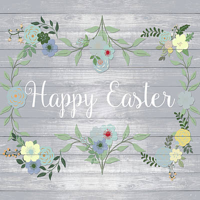 Designs Similar to Happy Easter Floral