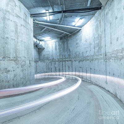 Designs Similar to Lights Of The Moving Car In The