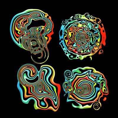 Designs Similar to Liquid Art Drops by Betsy Knapp