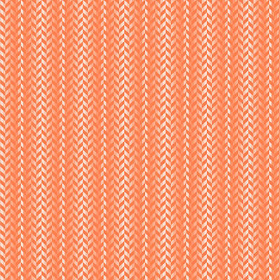 Designs Similar to Living Coral Chevron Pattern