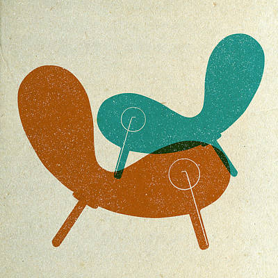 Designs Similar to Mid Century Chair Collage II