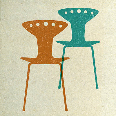 Designs Similar to Mid Century Modern Chairs II