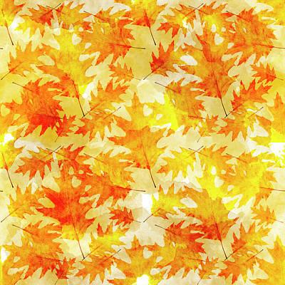 Fall Mixed Media