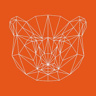 Designs Similar to Orange Bear by Naxart Studio