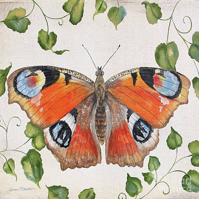 Designs Similar to Orange Dream Peacock Butterfly