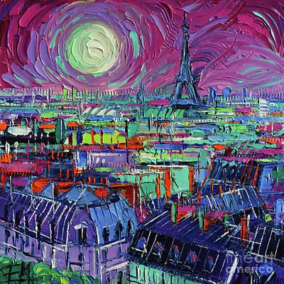 Designs Similar to Paris By Moonlight