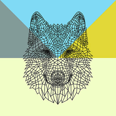 Designs Similar to Party Wolf by Naxart Studio