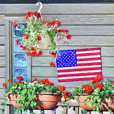Designs Similar to Patriotic Porch