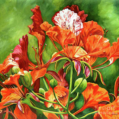Designs Similar to Poinciana Detail Square